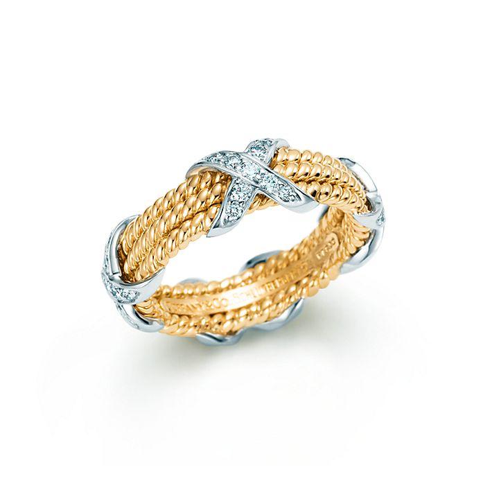00fb396f80cc2 Rope Three-row X Ring