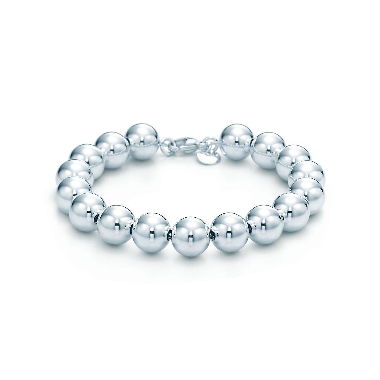 Elsa Peretti five-charm bracelet in sterling silver - Size 8.25 in Tiffany & Co. BTc2vt9bda