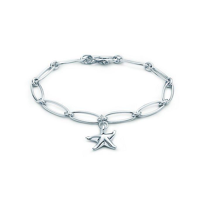 70940797e Sterling Silver Starfish Bracelet | Tiffany & Co.