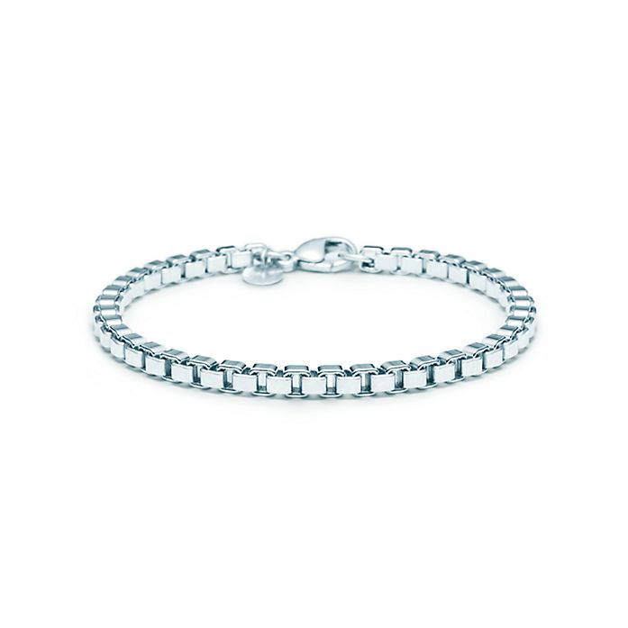 3b3806212 Venetian Link bracelet. Sterling silver. | Tiffany & Co.