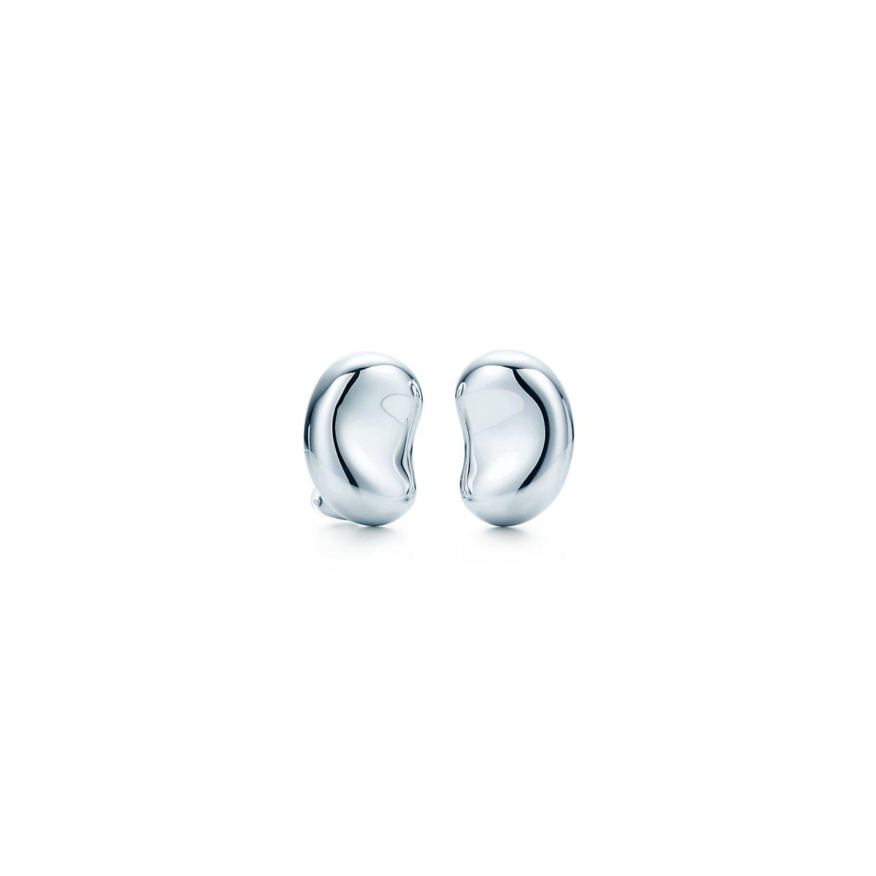 Elsa Peretti Bean Design Ear Clips