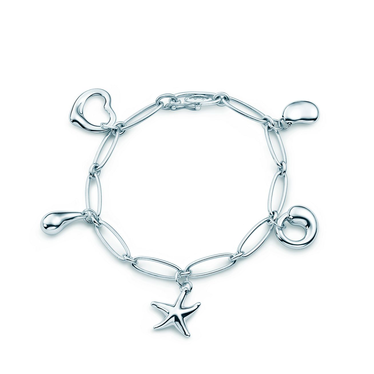Elsa Peretti Charm Bracelet