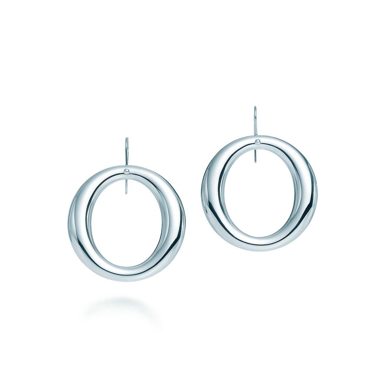 Elsa Peretti Sevillana Hook Earrings