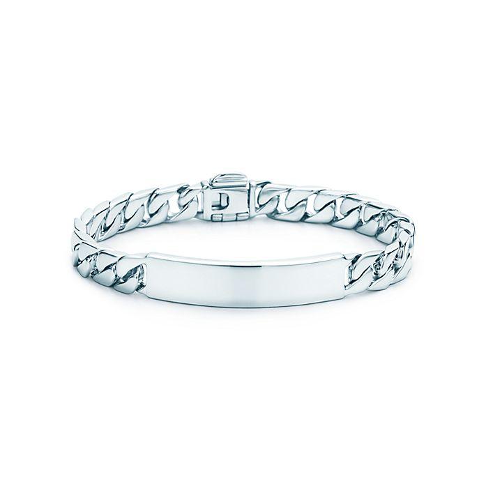 a1a430f2ff4e0 Sterling Silver I.D. Bracelet | Tiffany & Co.