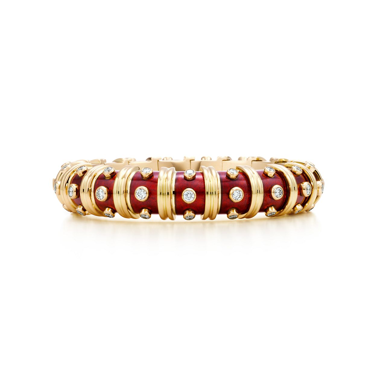 Schlumberger Narrow Bracelet Tiffany Co