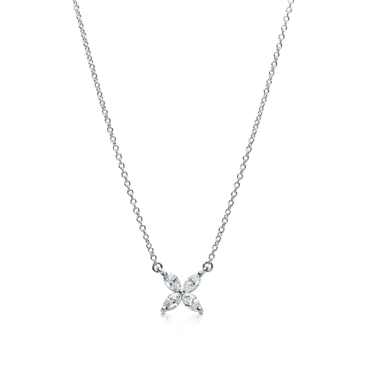 Tiffany victoria pendant in platinum with diamonds small tiffany victoriapendant tiffany victoriapendant aloadofball Image collections