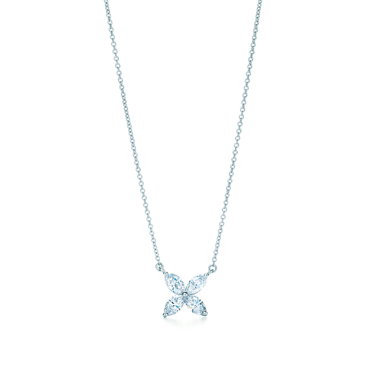 Tiffany victoria pendant in platinum with diamonds large tiffany victoriapendant tiffany victoriapendant aloadofball Choice Image