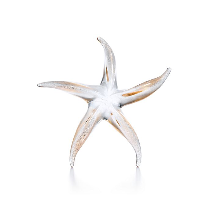 f7d942fda Elsa Peretti® Starfish in handmade, mouth-blown Venetian glass ...