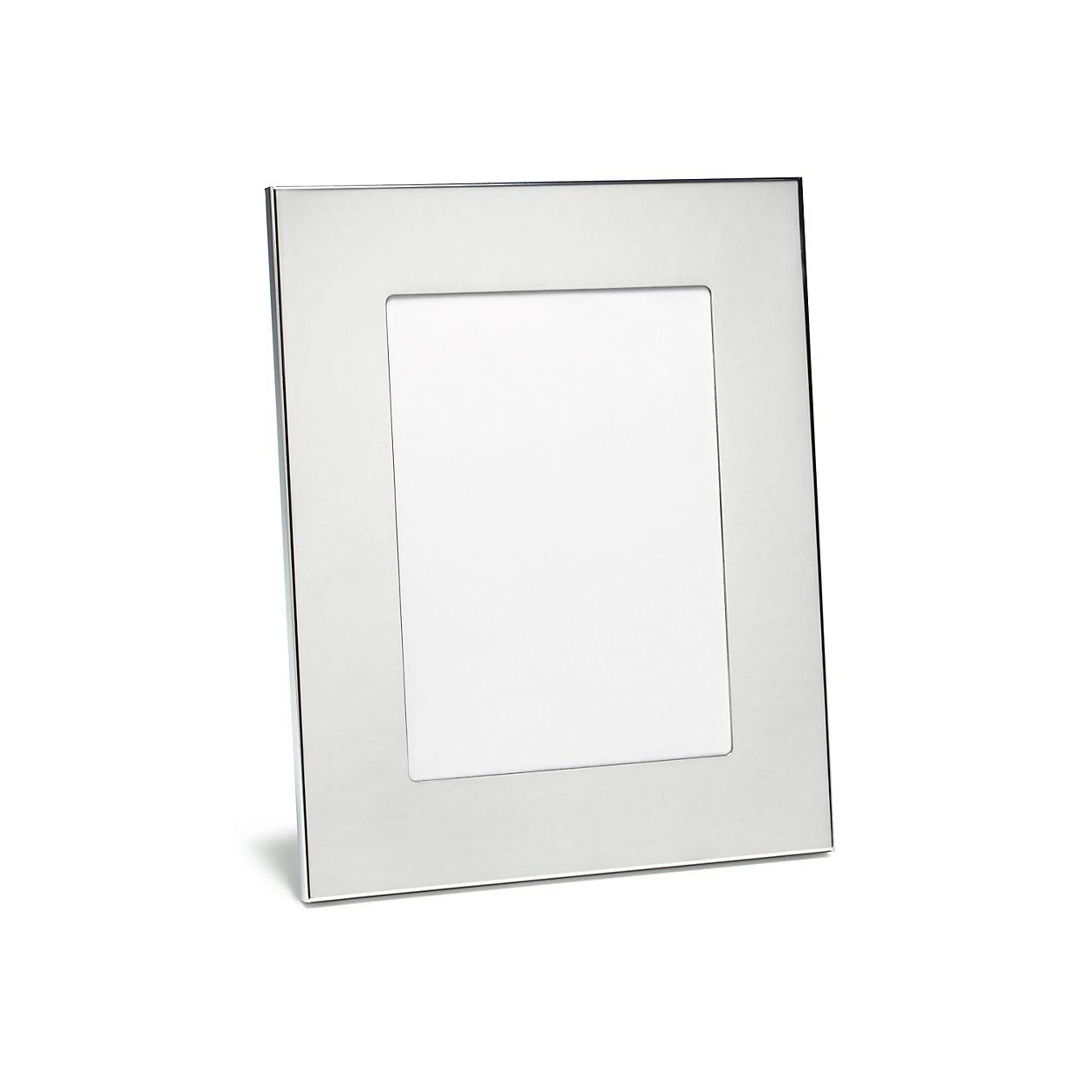 Rectangular Frame In Pewter Tiffany Co
