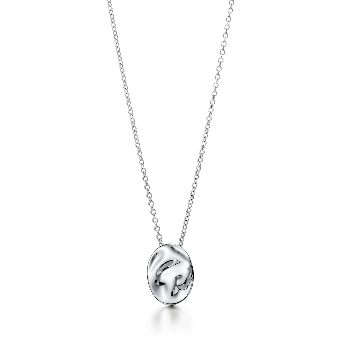 Leo zodiac charm in sterling silver - Size Leo Tiffany & Co.