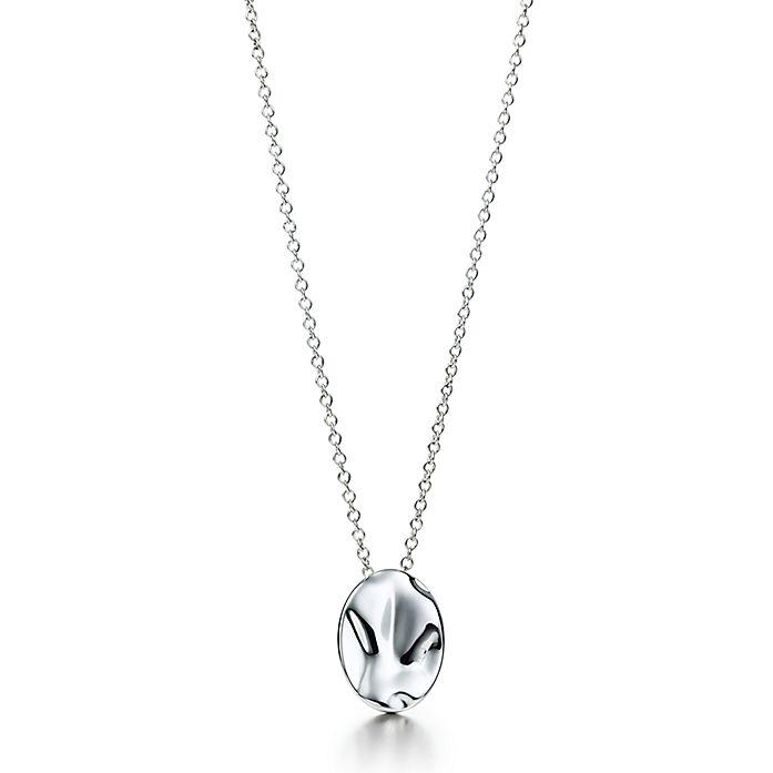 91d9f4895 Elsa Peretti® Zodiac pendant, Sagittarius. Sterling silver. | Tiffany & Co.
