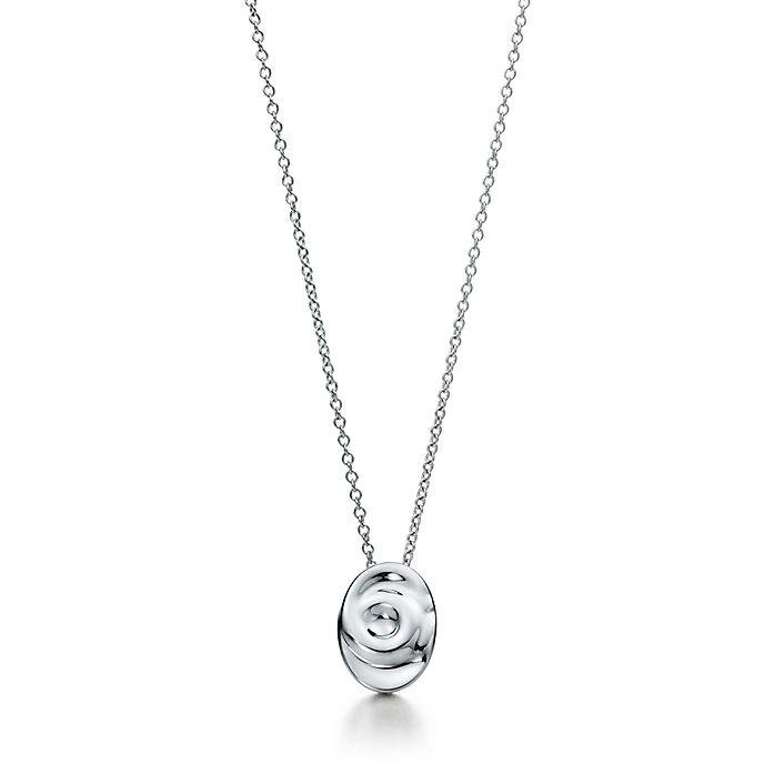 93a834ed5 Elsa Peretti® Zodiac pendant. Sterling silver. | Tiffany & Co.