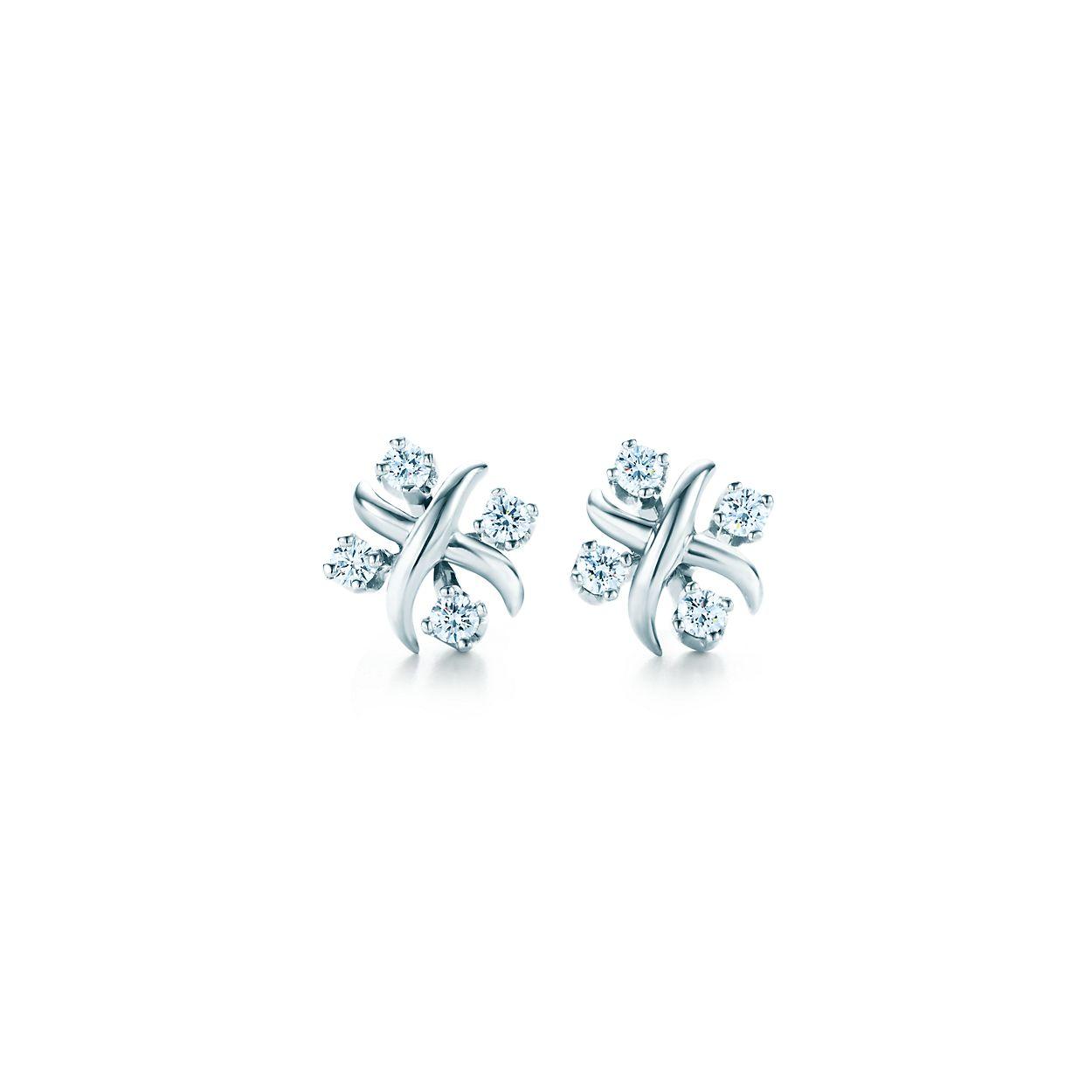 Schlumberger Lynn Earrings Tiffany Co