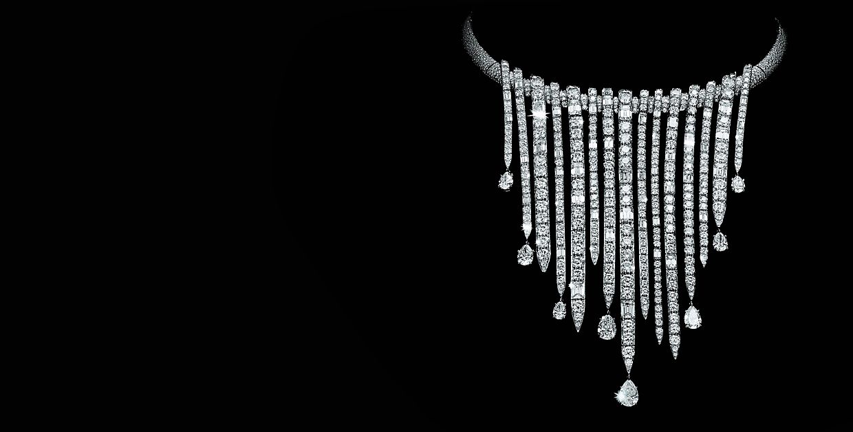 High jewelry tiffany co for Starting a jewelry business in canada