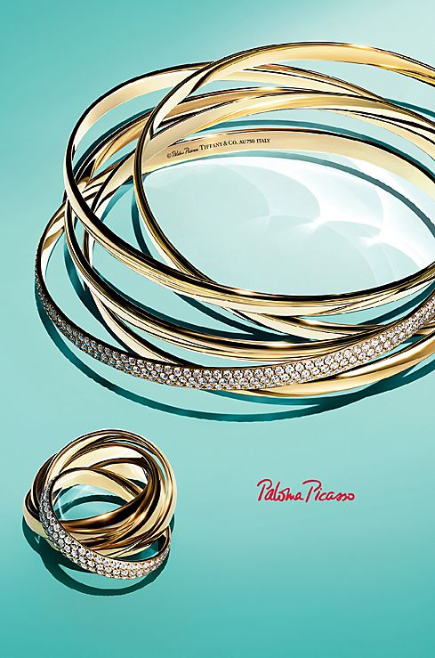 Tiffany Paloma Picasso Melody Collection