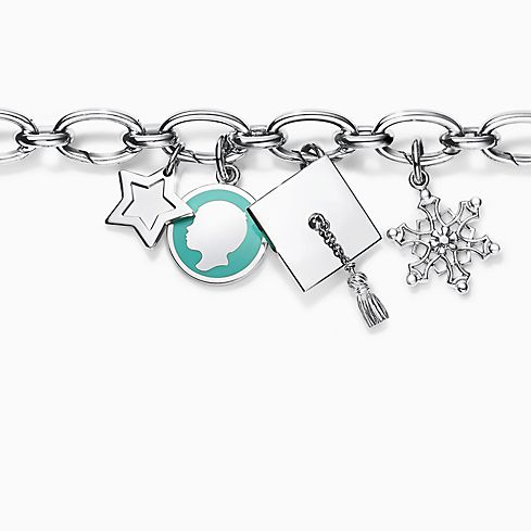 Tiffany Celebrate Charms