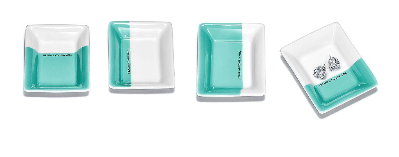 Tiffany U0026 Co. Home Accessories Color Block Vide Poches
