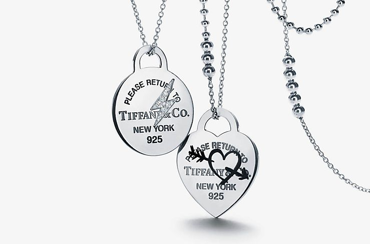 Necklaces for women tiffany co tiffany with a twist mozeypictures Images