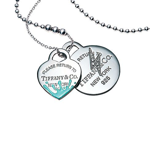 Tiffany Co Return To Charms Collection
