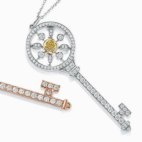 Tiffany Keys Collection Tiffany   Co. Tiffany Keys Collection a54bf5d64