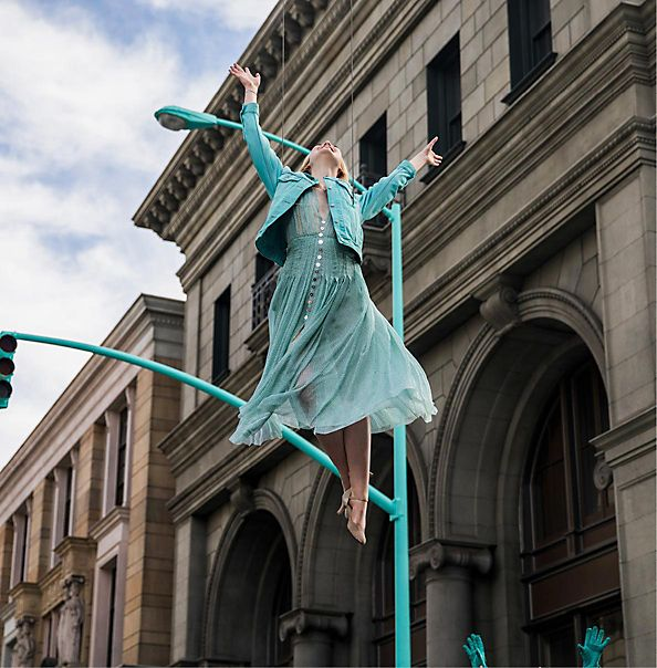Tiffany & Co. In The Air