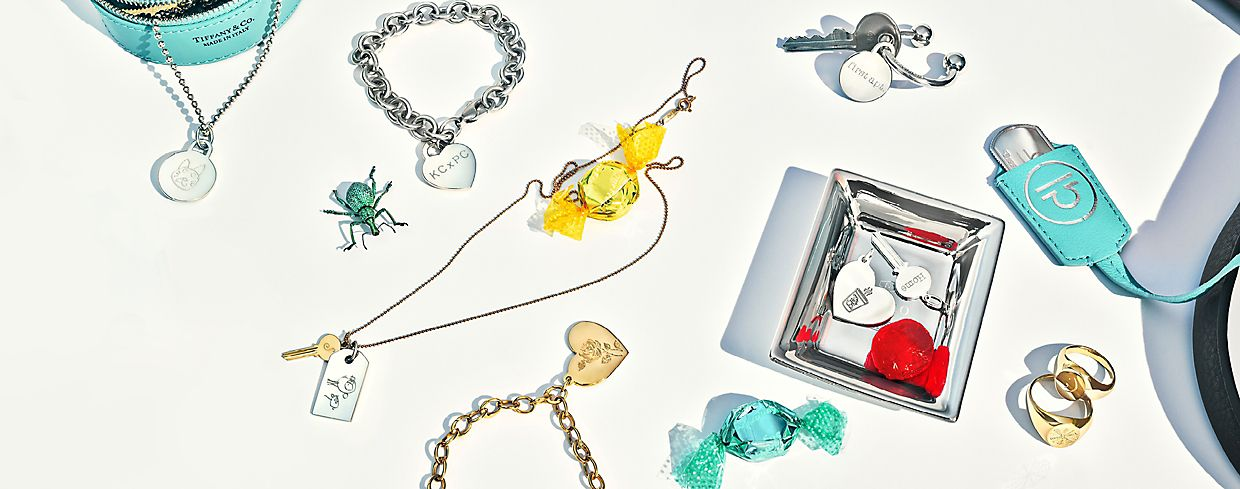 Tiffany & Co. Official | Luxury Jewelry, Gifts & Accessories Since 1837