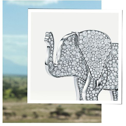 shop tiffany save the wild elephants collection tiffany co