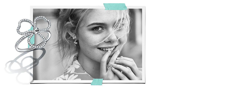 c5d72fb84c13c Tiffany   Co. New Jewelry Paper Flowers ...