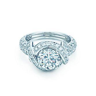 Anillo de compromiso Tiffany - Buscar en la colección de anillos de ... b1f09827530