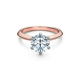 diamond classic ring style long solitaire baguettes rings large engagement collections jewelers s with platinum tapered