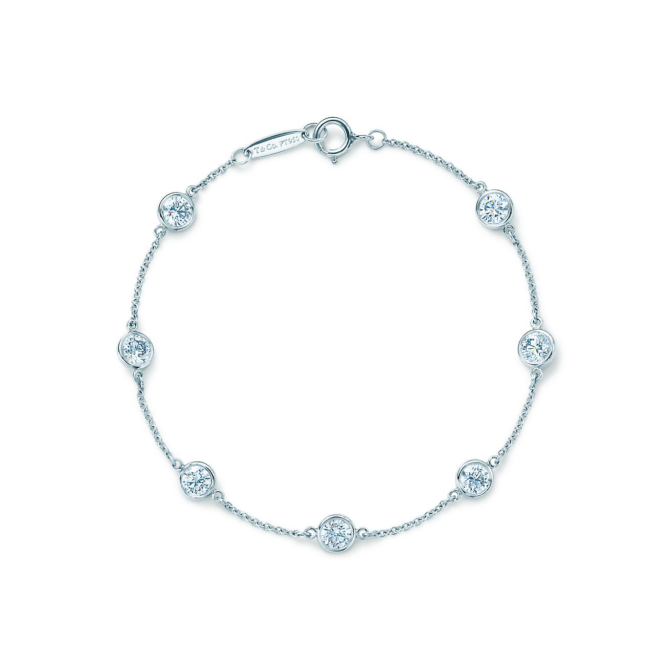 Elsa Peretti Diamonds By The Yard Bracelet