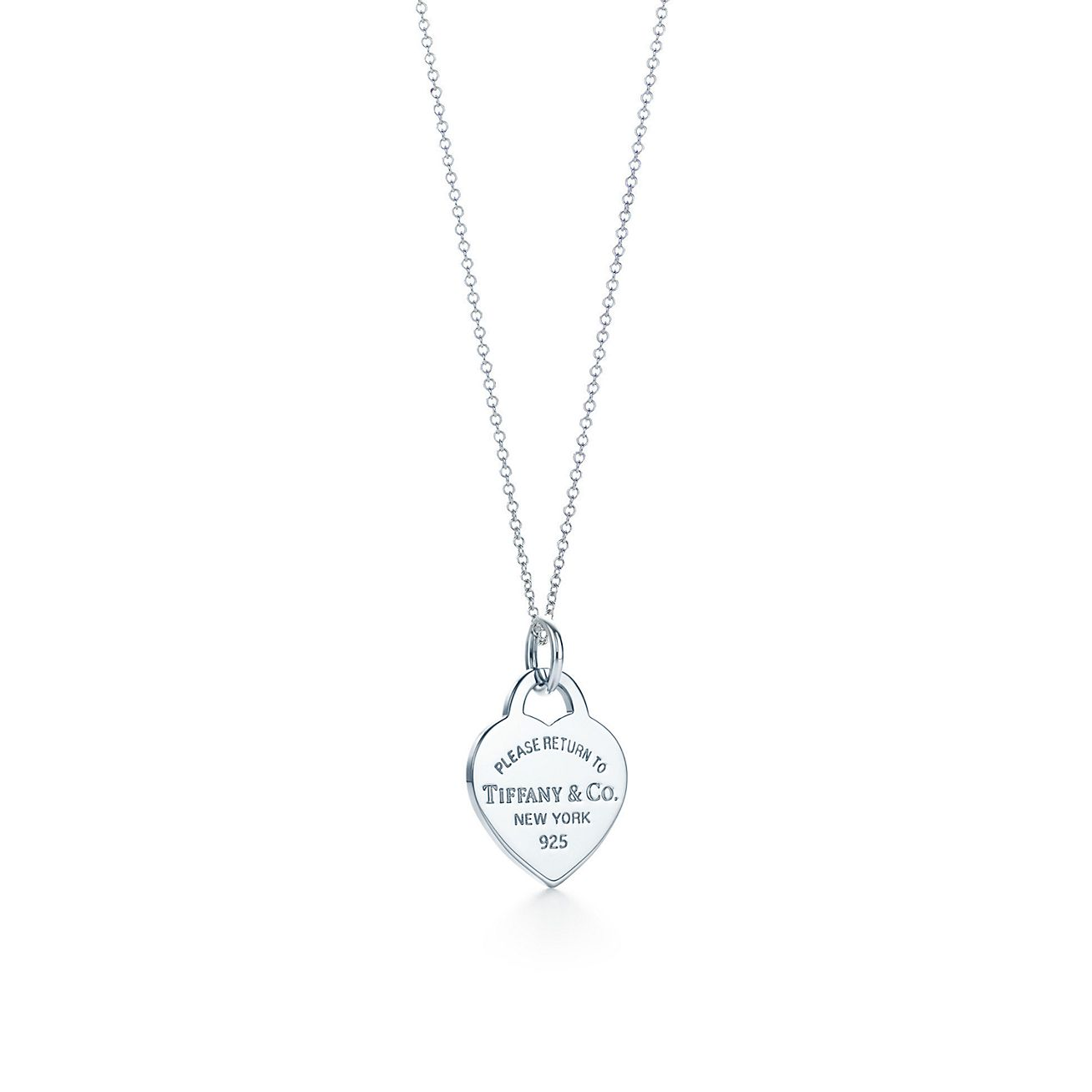 Chain in platinum, 18 long - Size 18 in Tiffany & Co.