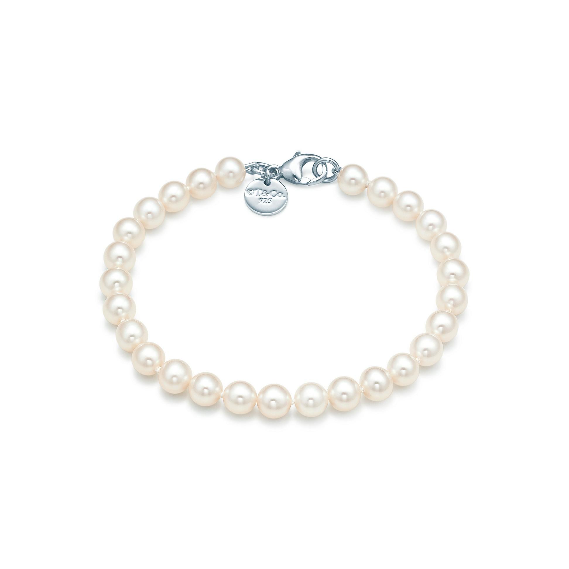 Ziegfeld Collection        Pearl Bracelet by Ziegfeld Collection