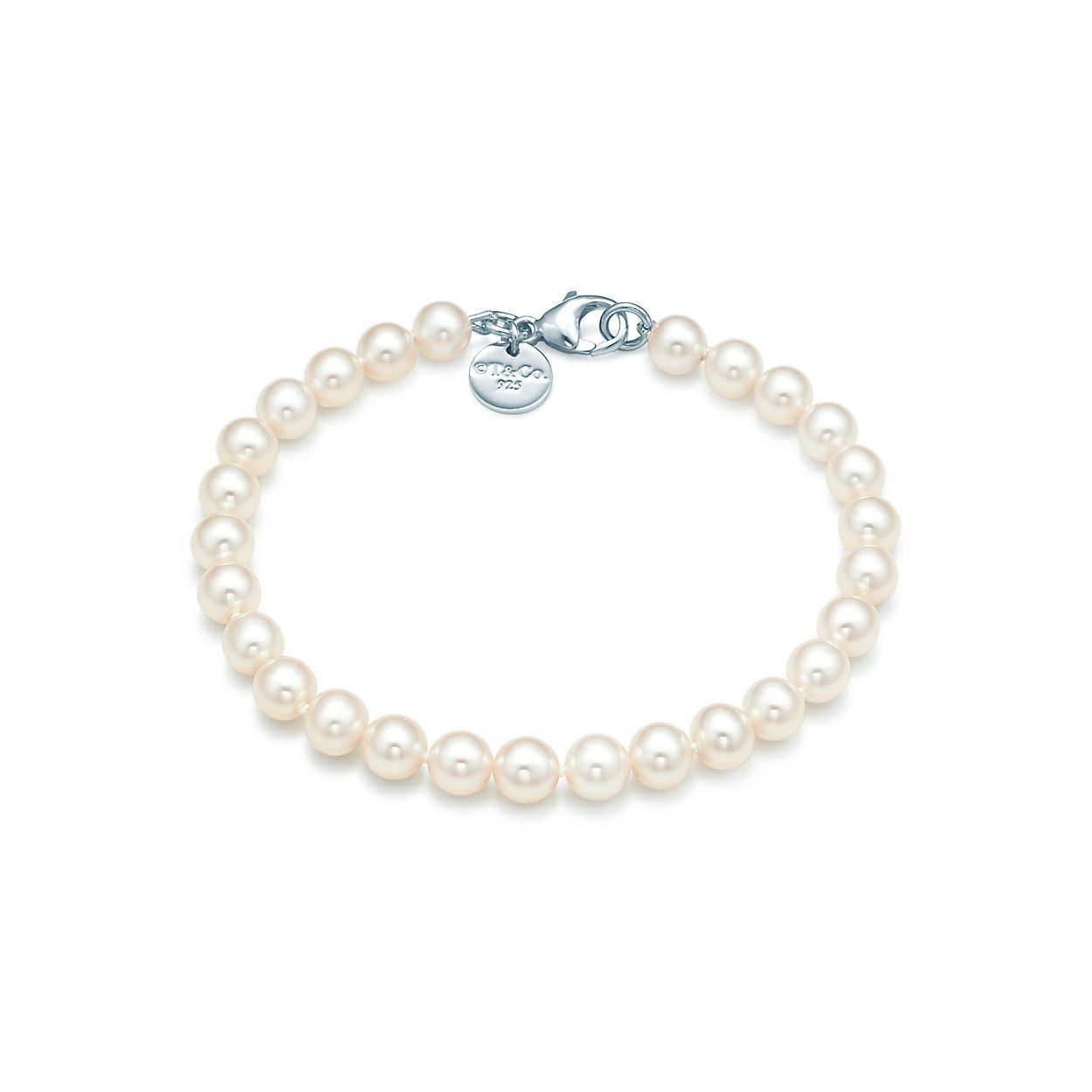 Ziegfeld Collection Pearl Bracelet