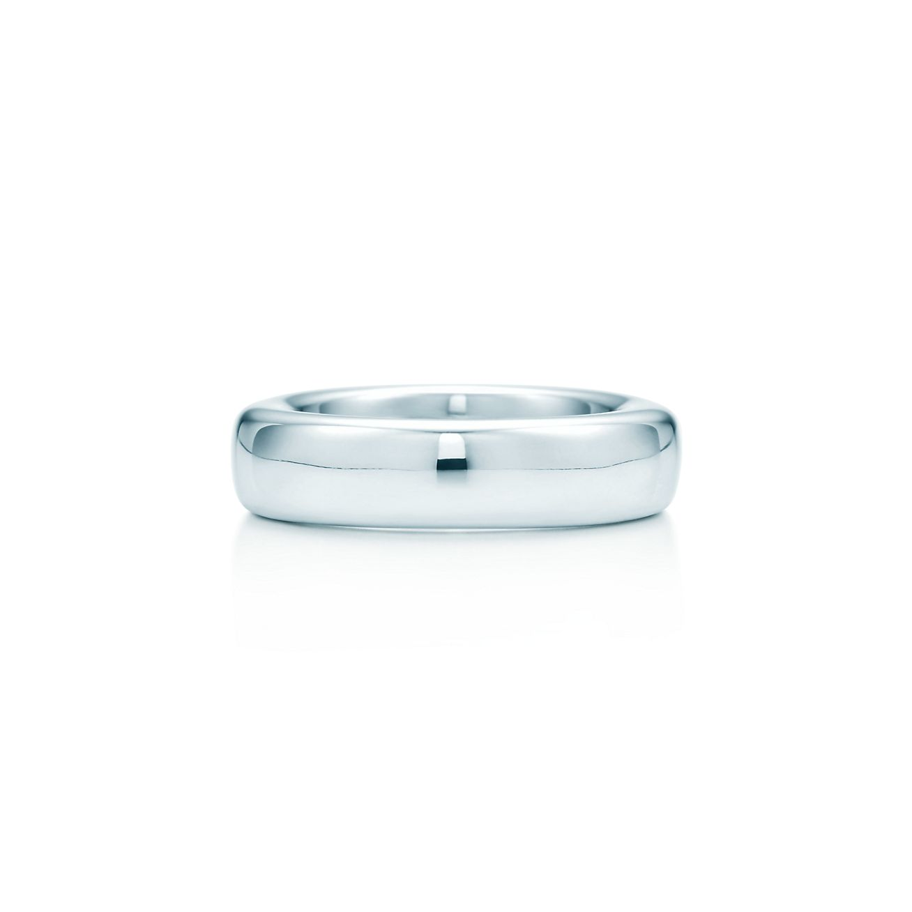 Elsa Peretti Doughnut ring in sterling silver - Size 11 1/2 Tiffany & Co.