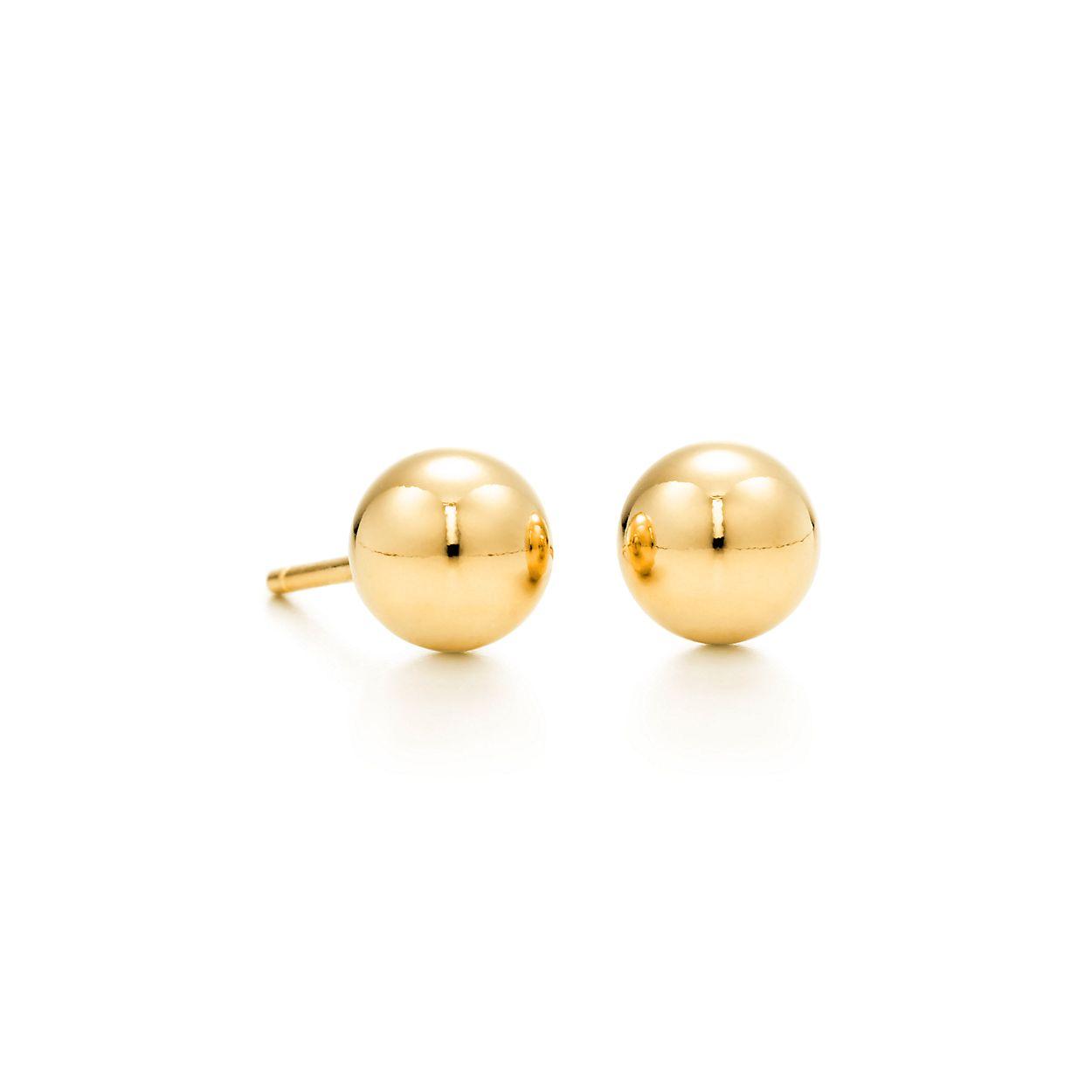 Hardwear Ball Earrings In 18k Gold