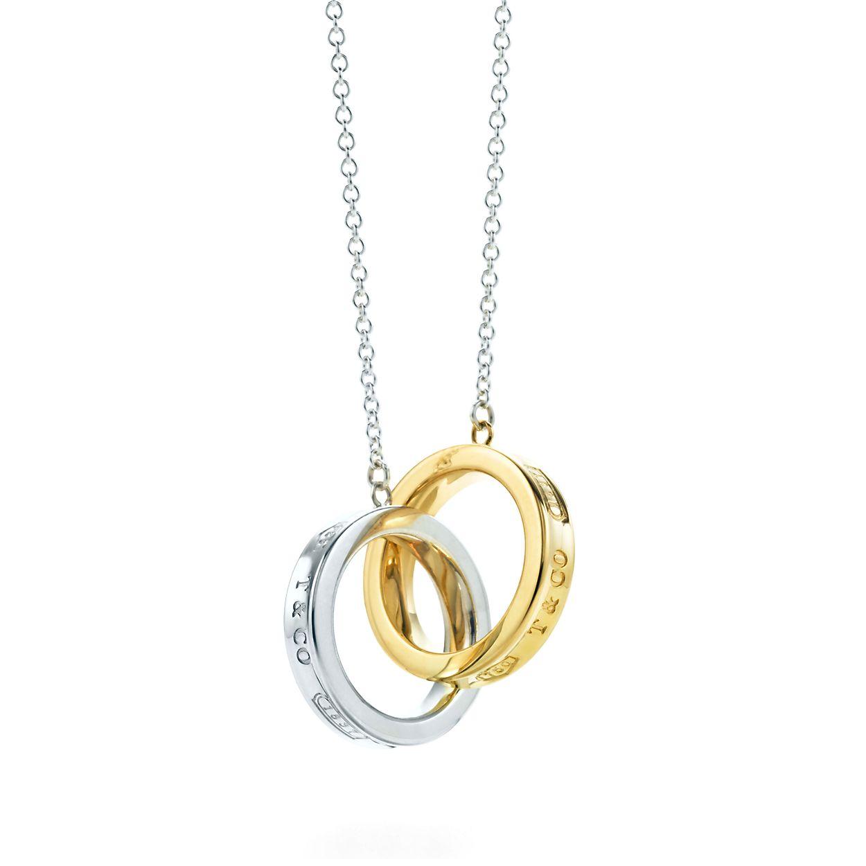 Tiffany 1837 interlocking circles pendant in sterling silver and tiffany 1837interlocking circles pendant aloadofball Gallery