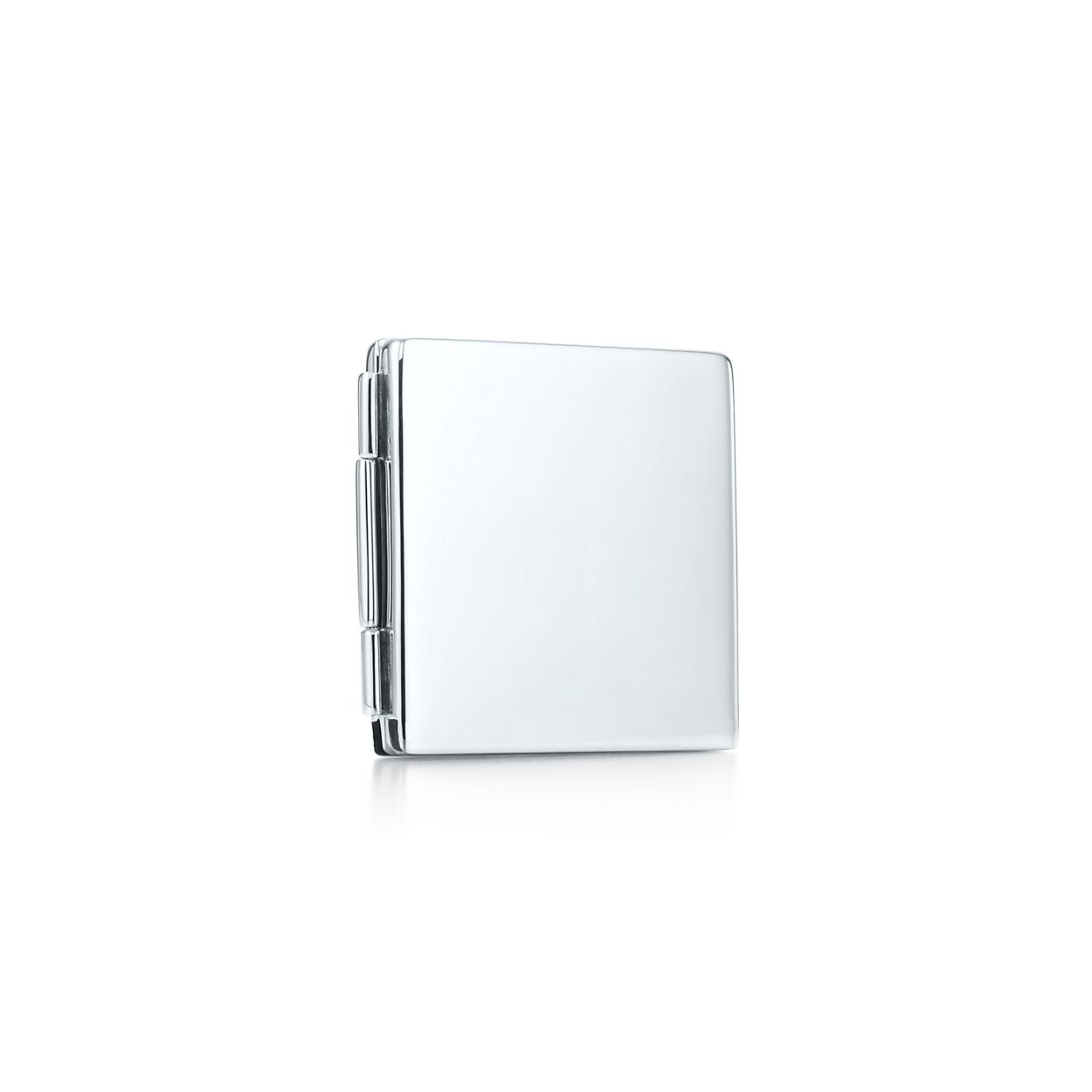 Elsa Peretti® travel frame in sterling silver. | Tiffany & Co.