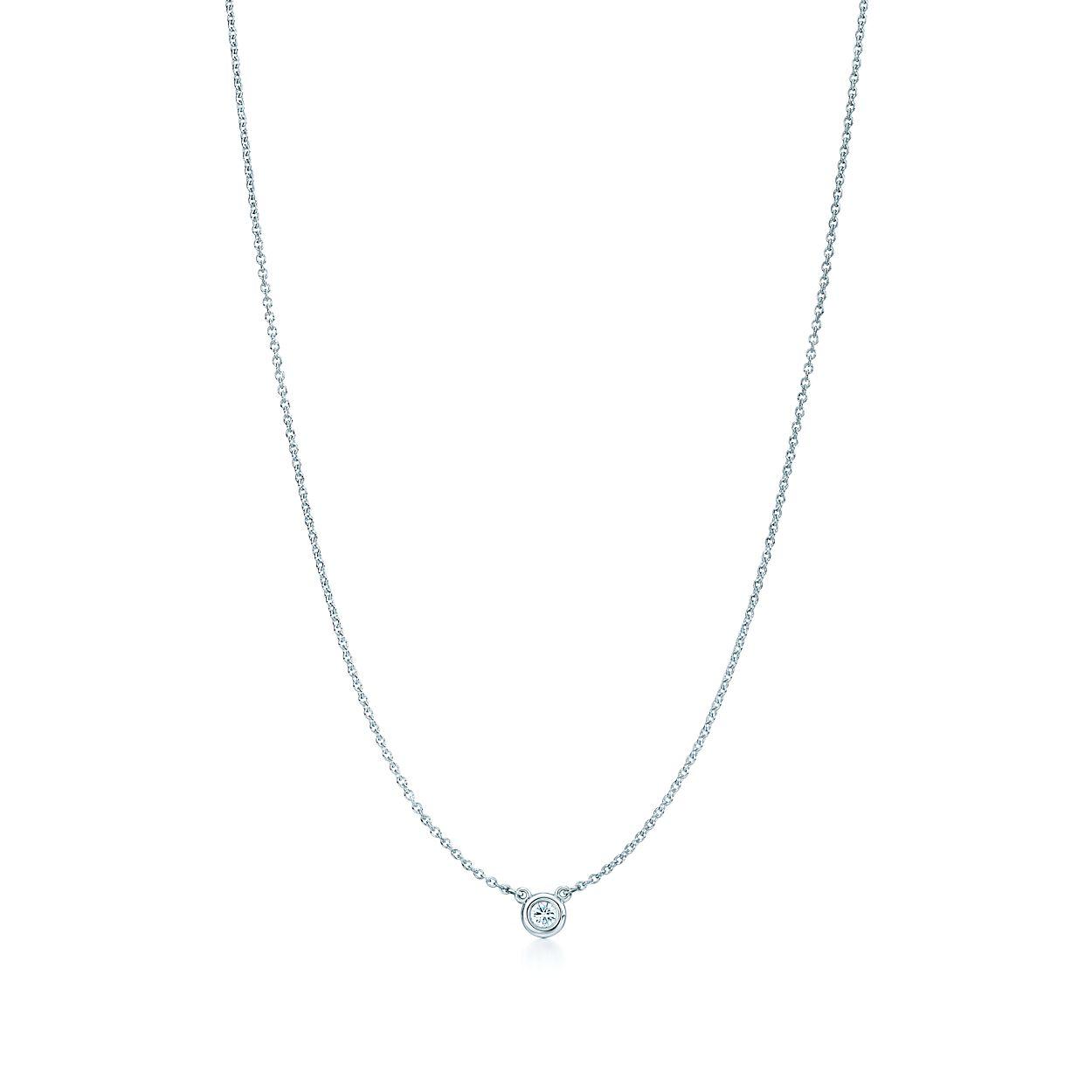 Elsa Peretti Diamonds By The Yard Pendant