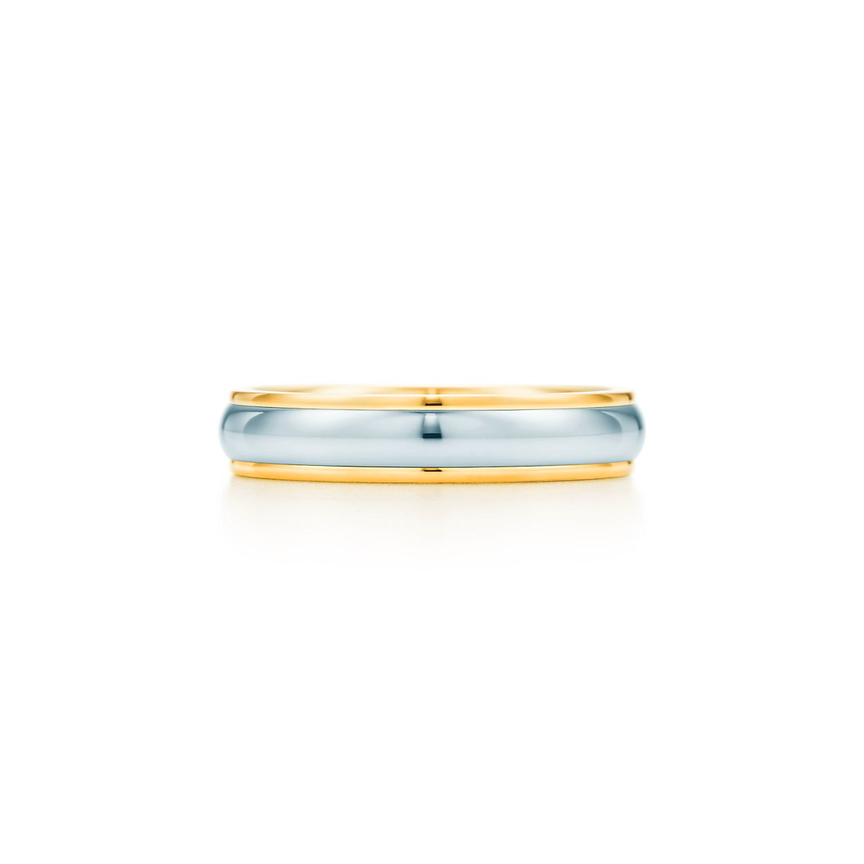 Tiffany Clic Wedding Band Ring