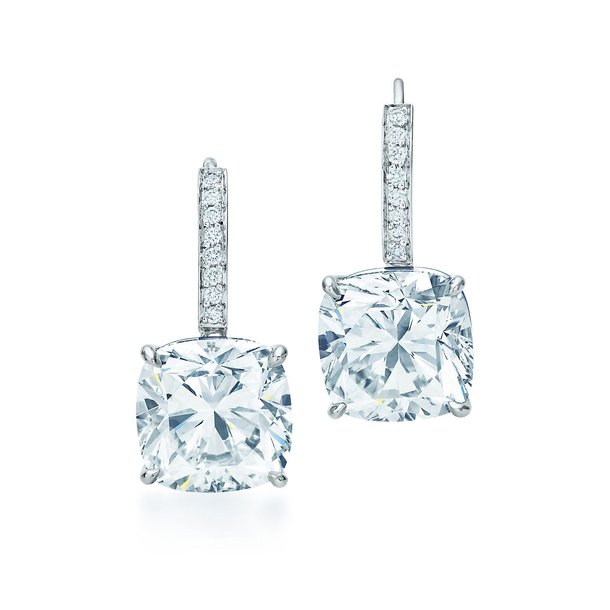 Tiffany Novo Diamond Earrings