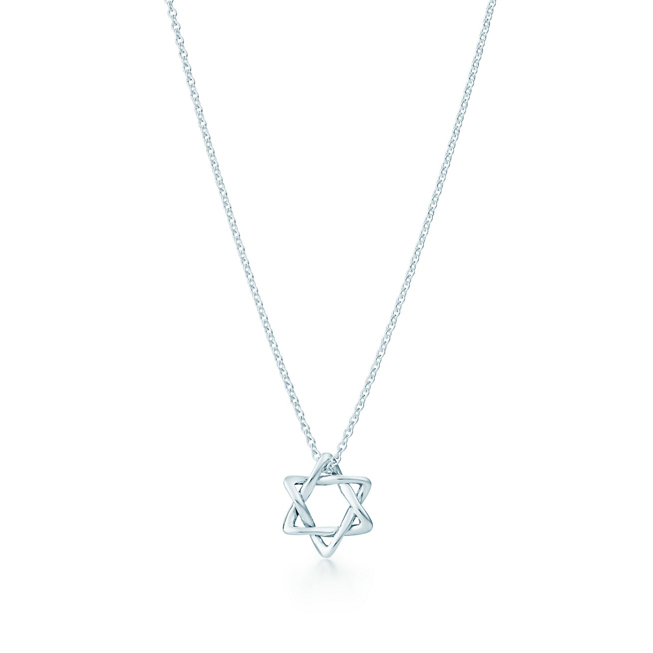 Star of David Necklace TgUXjAy