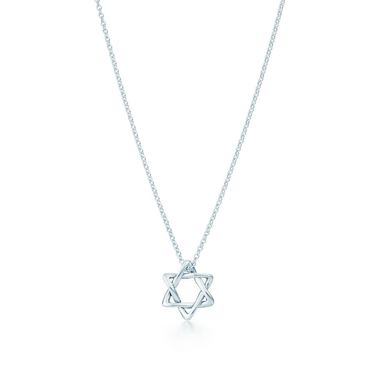 Elsa Peretti Round pendant in sterling silver - Size 24 mm Tiffany & Co. PFx2fqPBK