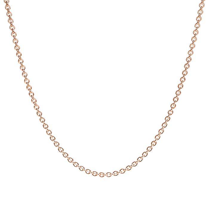 54fdb2ca9ba12 Chain in 18k rose gold