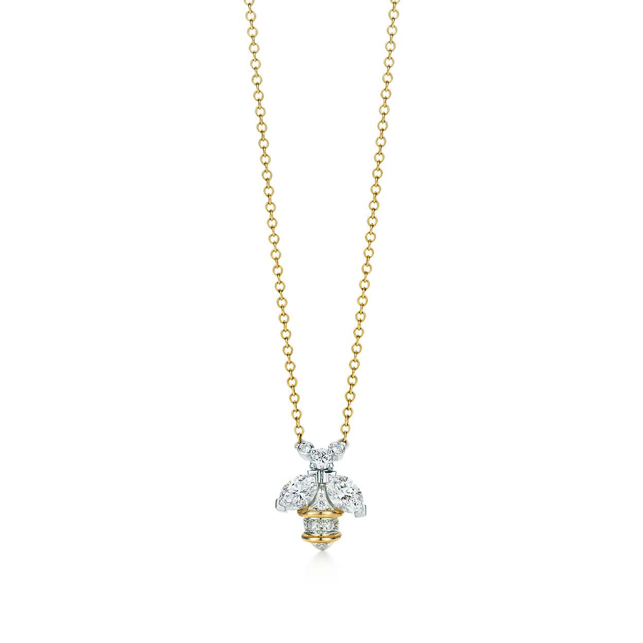 single small fascinating diamond solitaire platinum pendant with round in nl wg jewelry gold ct necklace