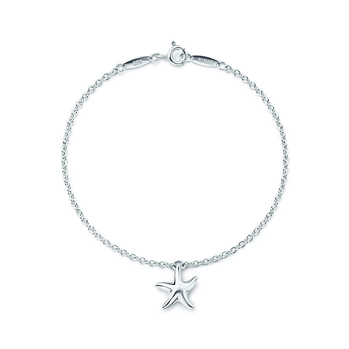 c407826d5 Elsa Peretti® Starfish bracelet in sterling silver, medium ...