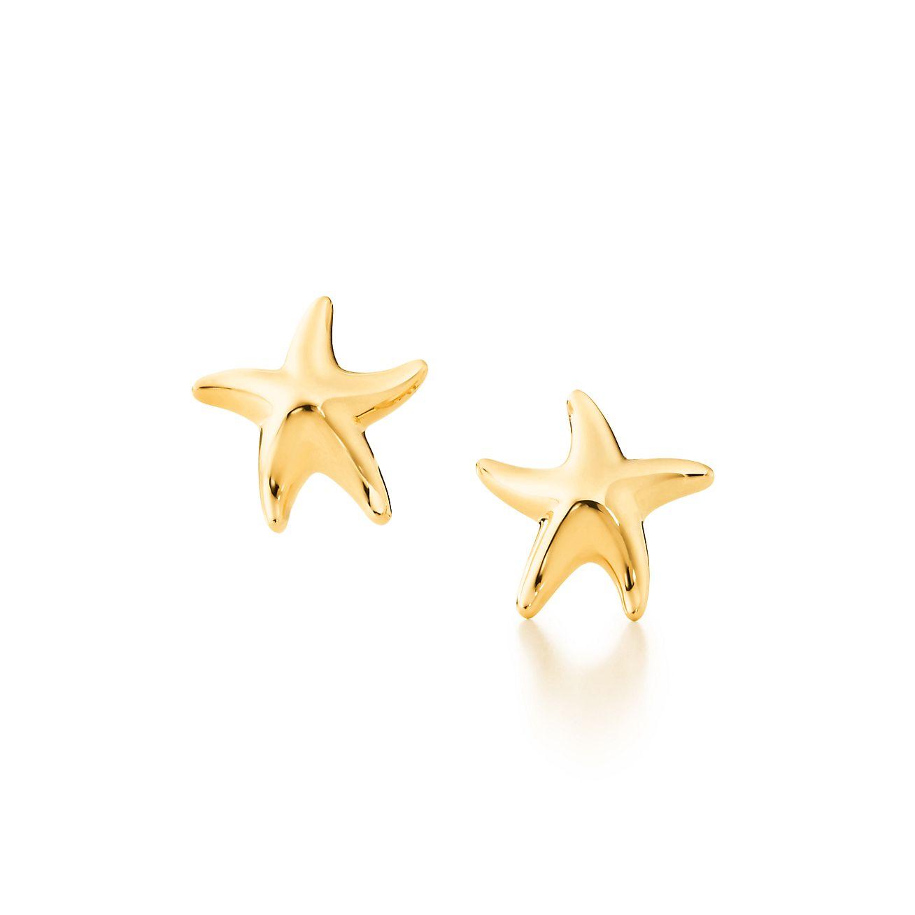 Elsa Peretti Starfish Earrings