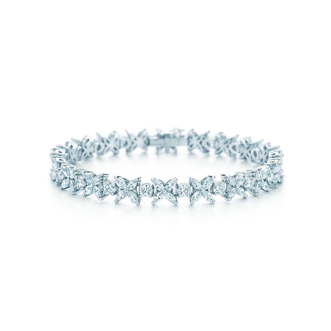 Tiffany Victoria Alternating Bracelet