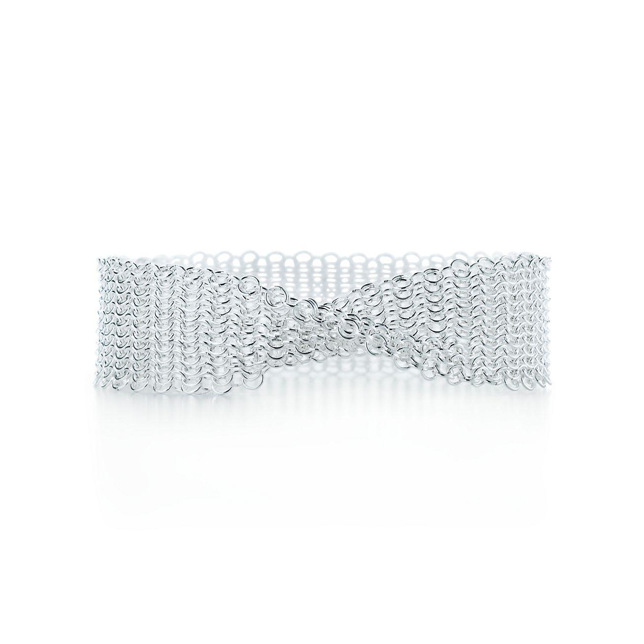 Elsa Peretti Mesh Bracelet