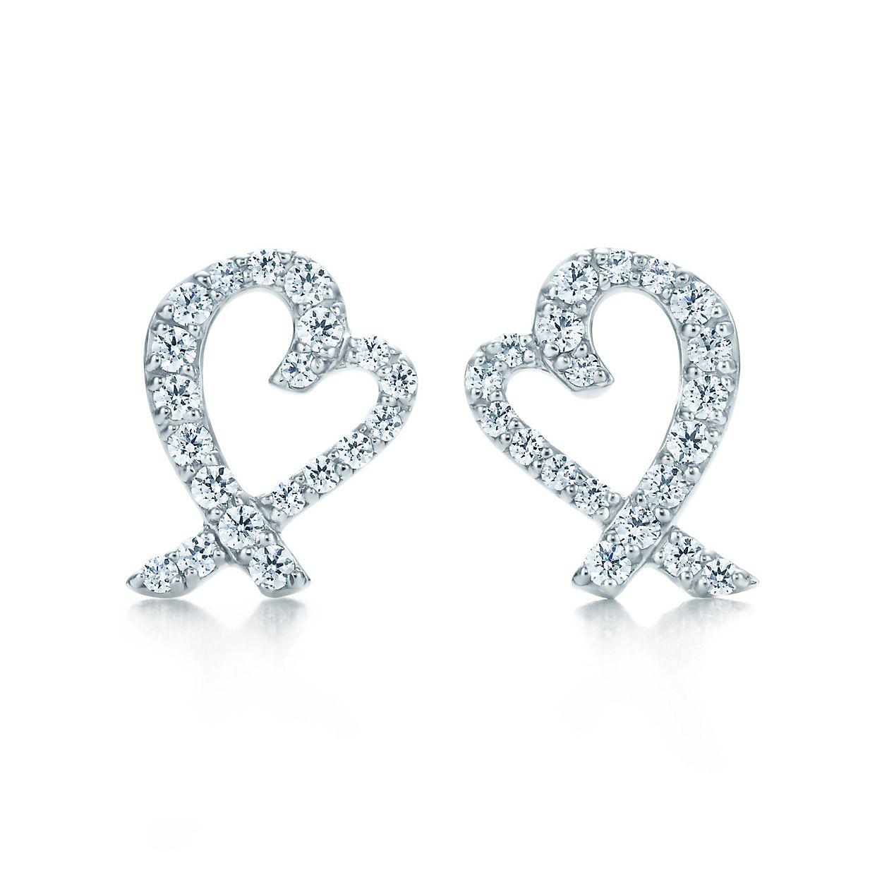 Paloma Pico Loving Heart Earrings
